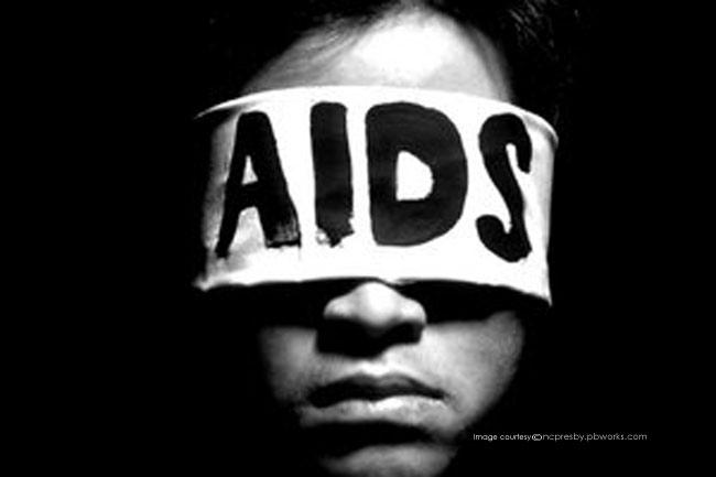एचआईवी/एड्स से संक्रमित बच्चे