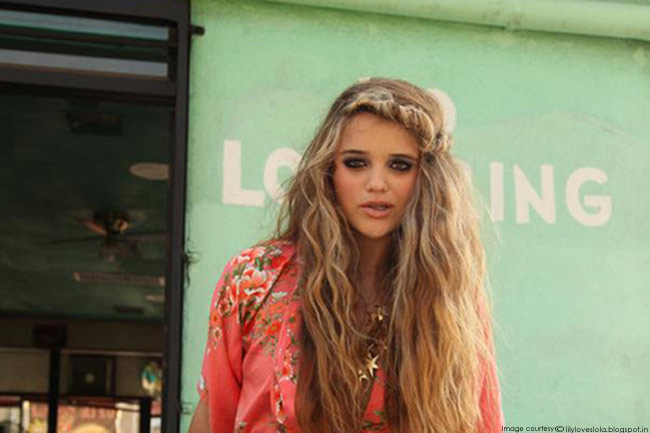 Hippy Hairdo