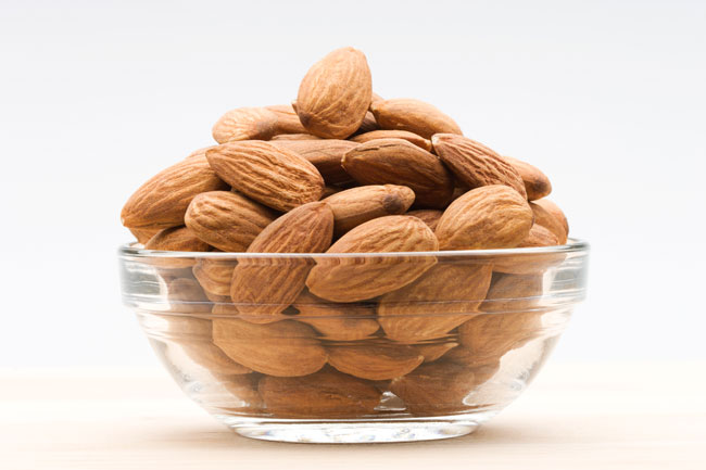 Nutty Almonds
