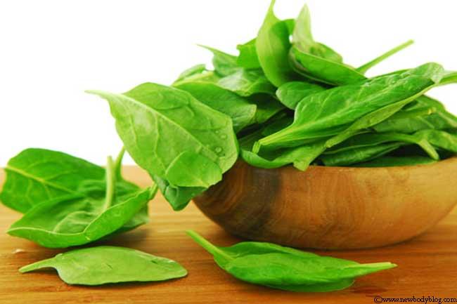Spinach saved Popeye