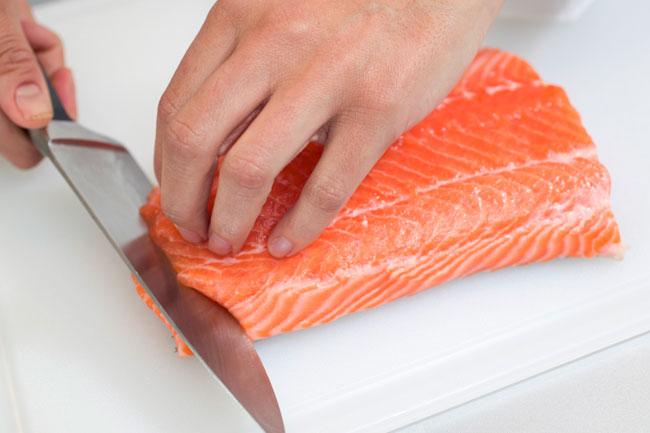 मछली खायें