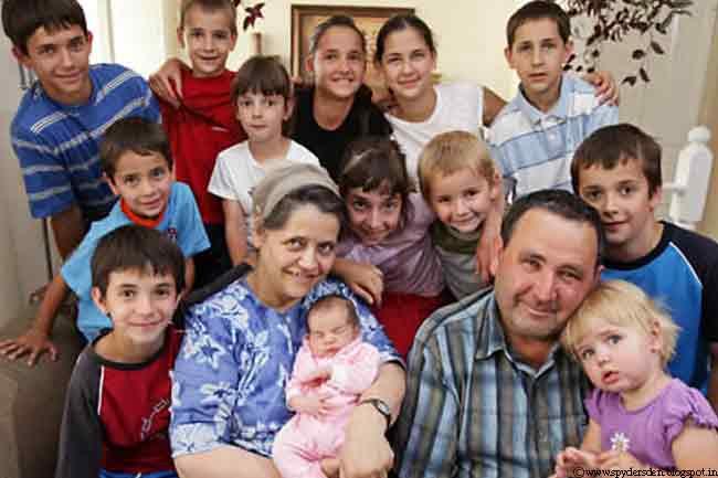 रूसी महिला सबसे ज्यादा बच्चों की मां