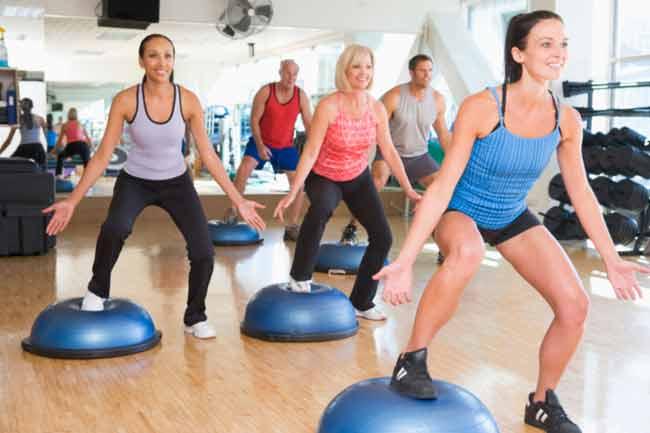 व्यायाम भी ज़रूरी है