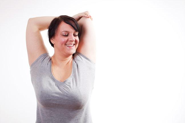 आपके स्तनों में केवल वसा है