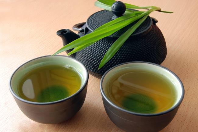 हरी चाय वजन घटाएं