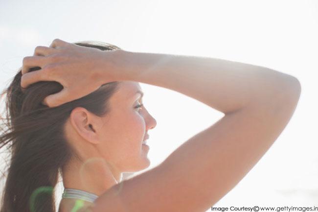 धूप से बचाव