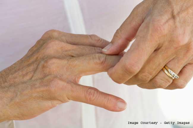 Eases arthritis pain