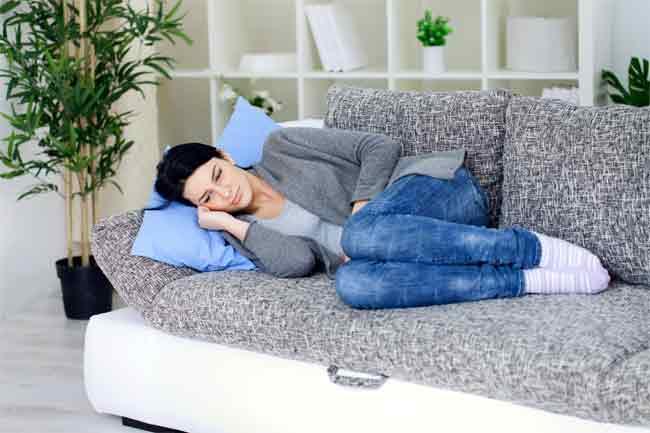 Comforts Menstrual Pain