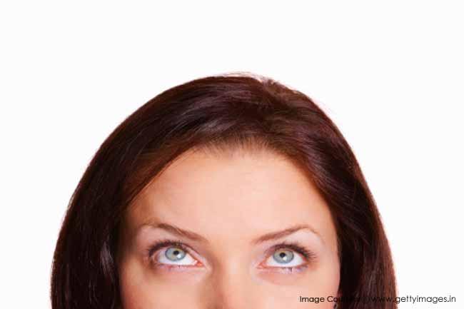 आंखों का आकार