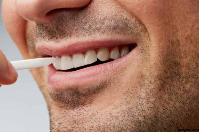 दांतों की गिनती