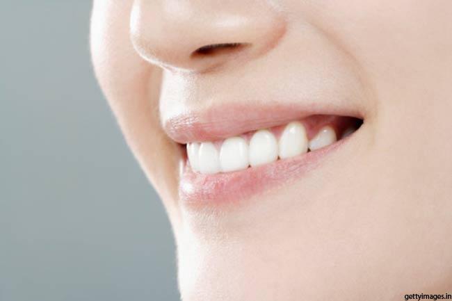 दांतों के दो सेट
