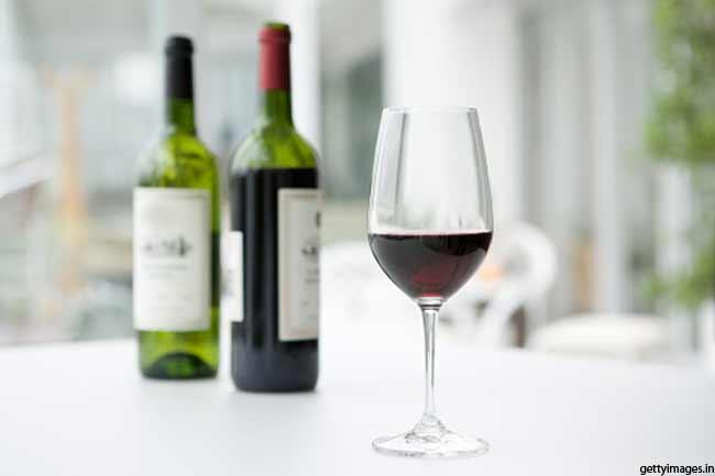 रेड वाइन