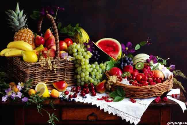 फल खाने के लाभ
