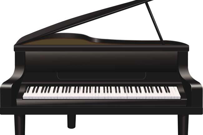 पियानो चमकाये