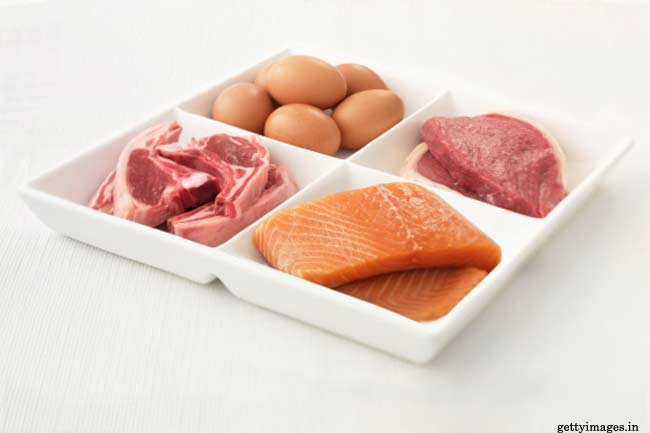 Protein Foods That Help Build Muscles