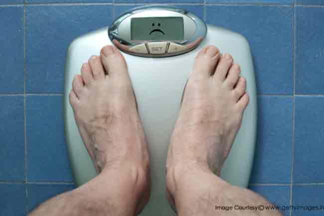 वजन कम करने की चाहत
