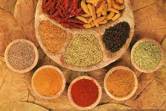 Balance spice intake so that it benefits you