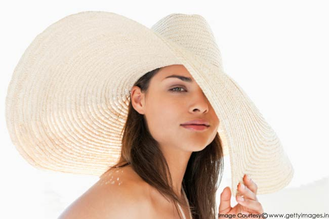 Reduce Exposure to Sun