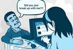 सोशल मीडिया का रिश्तों पर प्रभाव