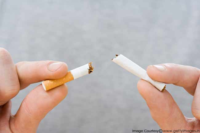 धूम्रपान ना करें
