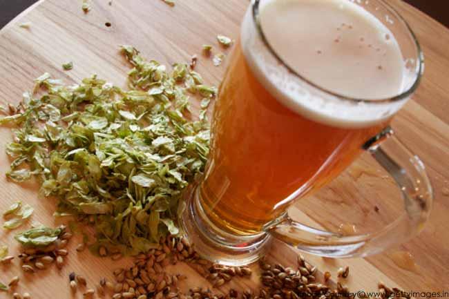 बीयर जैसे पेय पदार्थ