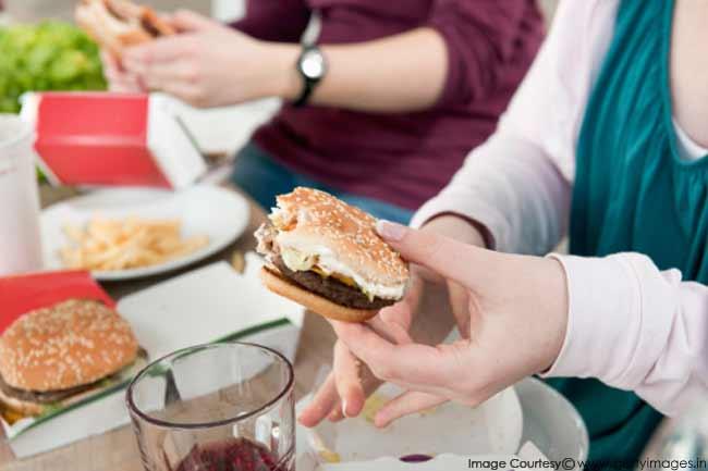 आहार से मोटापा