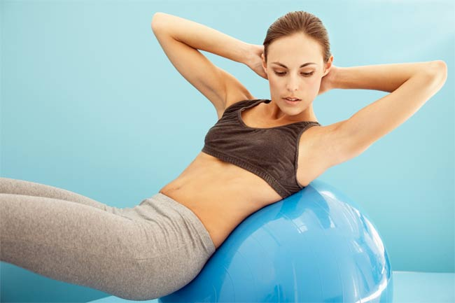 Stronger Pelvic Floor Muscles