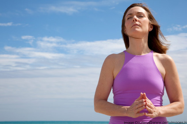 विश्राम या तनाव मुक्ति