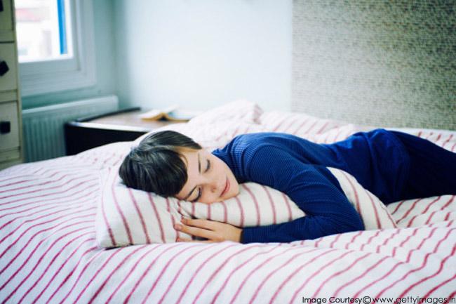भरपूर नींद