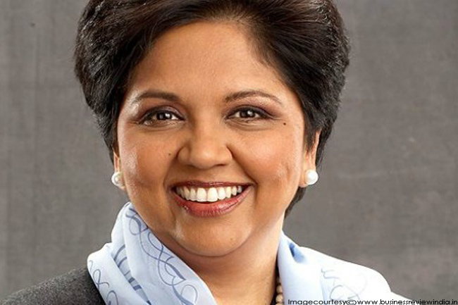 Indira Krishanmurthy Nooyi