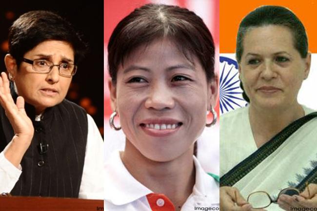 भारत की प्रभावशाली महिलाएं
