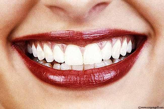 दांत स्वस्थ होते हैं