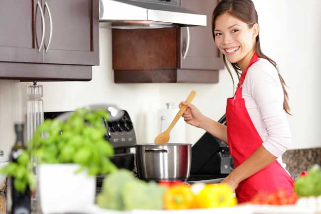 खाना पकाने की विधि