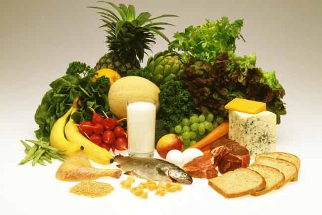 पोषक तत्वों से भरपूर भोजन