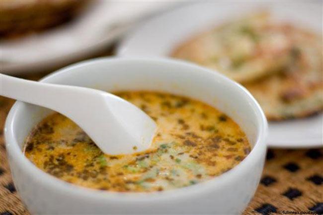 सोयाबीन का सूप