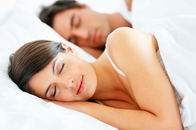 बेहतर नींद लाता है सेक्स