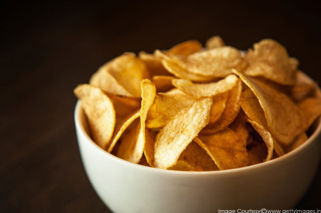 how to make fat chips