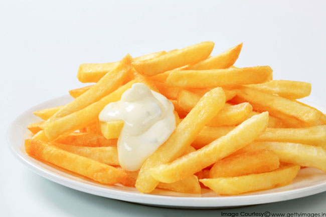 Worst Food: French Fries
