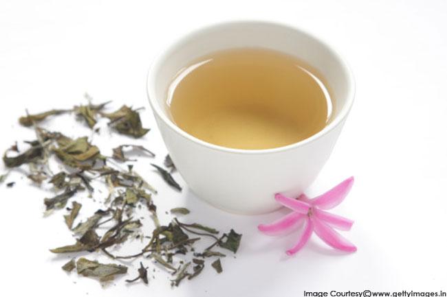 व्हाइट चाय
