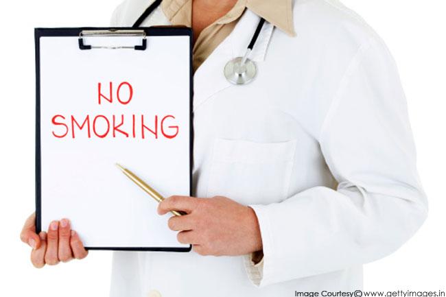 धूम्रपान न करें