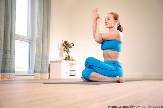 नियमित रूप से व्यायाम करें