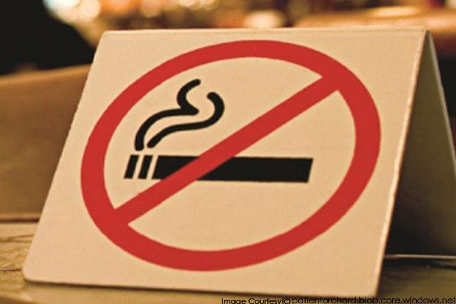 हार्ट को पसन्द नही धुआं
