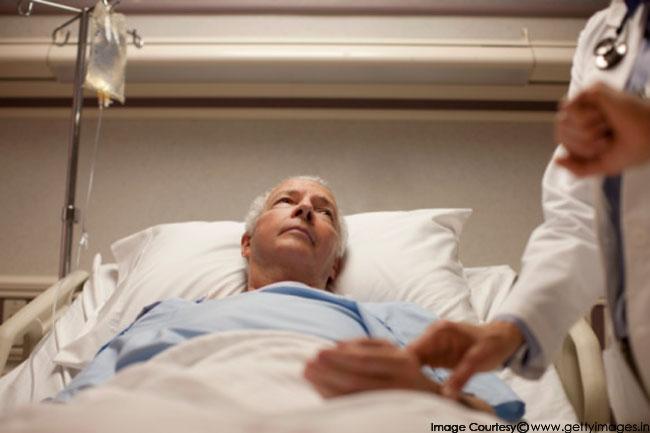 अस्पताल से मदद