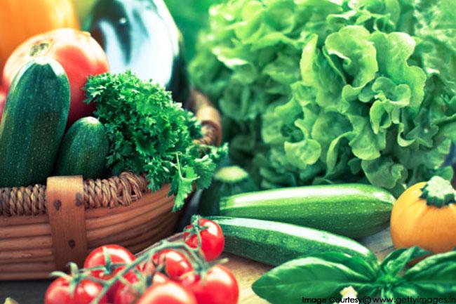 हरी सब्जियां और आहार लेने का तरीका