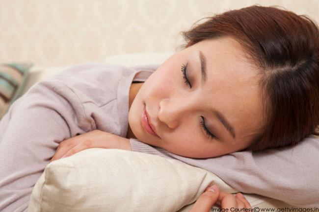 पर्याप्त नींद