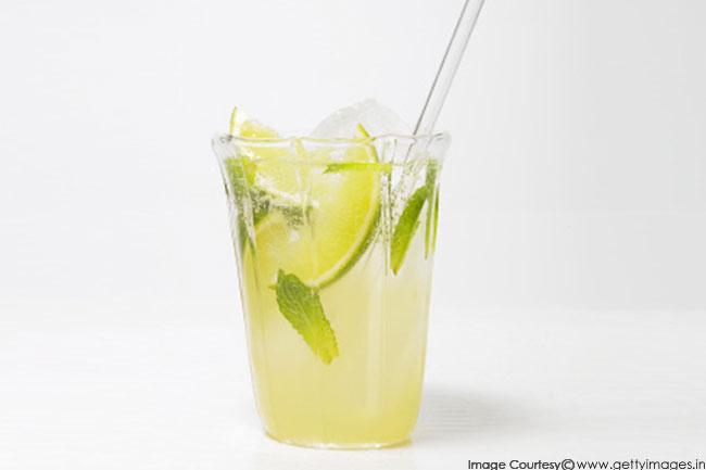 Add a Hint of Lemon Juice