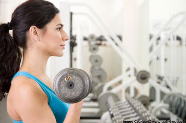 वेटलिफ्टिंग से वजन कम
