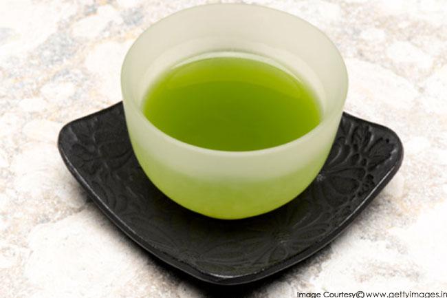 हरी चाय, सेहत खिल-खिल जाए