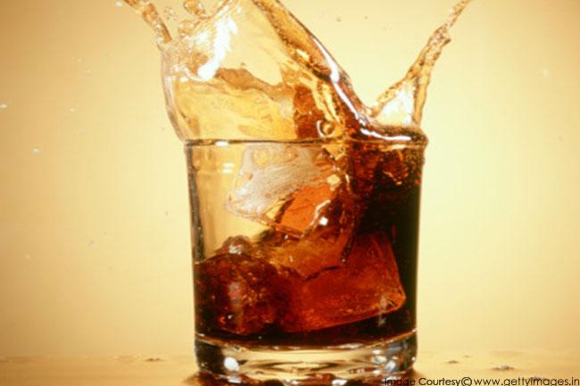 पेय पदार्थो का कम इस्तेमाल