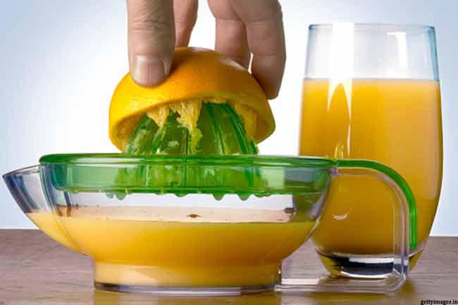 संतरे का रस